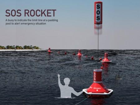 sos rocket