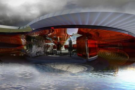 spillway pavilion bar