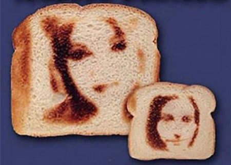 toasted selfies