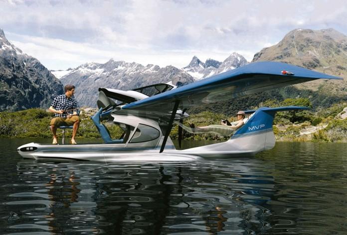 MVP Aero Model