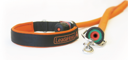 lead a hose