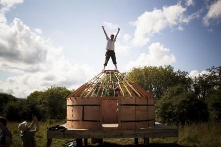 trakke yurt