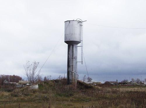 Типы водонапорная башня