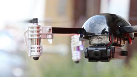 мини-дрон