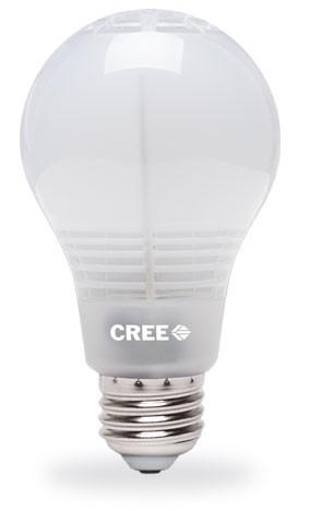 new cree led bulbs
