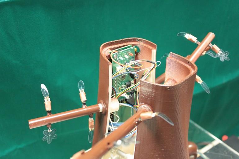 Европейские ученые работают над созданием дерева-робота — Рlantoid