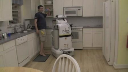 rfid robots