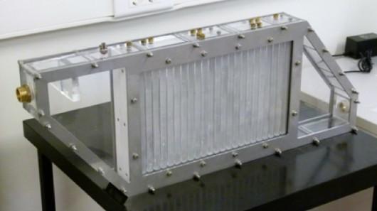 paraffin heat storage