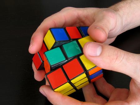 persistence-rubiks-cube