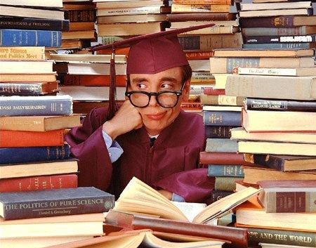 Прилежные студенты или интересная дипломная работа Учиться