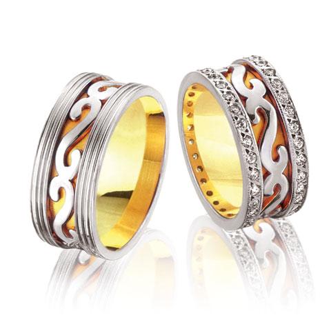 Так, обручальные кольца могут изготавливаться из самых разных материалов,  среди которых платина, серебро и золото. Однако в классическом варианте всё  таки ... 45771dd9681
