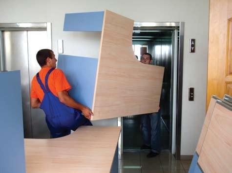 Перевозка мебели: услуги грузчиков