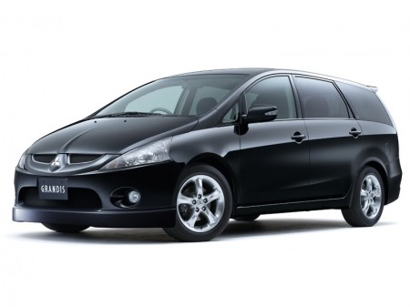 Mitsubishi-Grandis