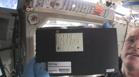 3д-печать в космосе