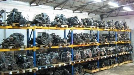 Контрактные-двигатели