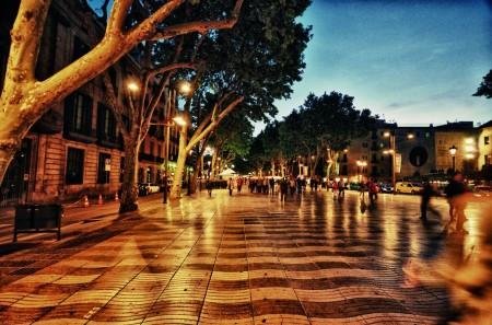 barcelona-Walking
