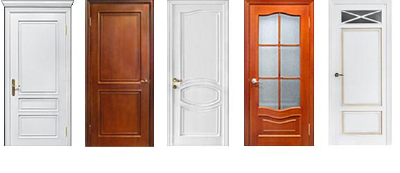 деревянные двери межкомнатные фото и цена