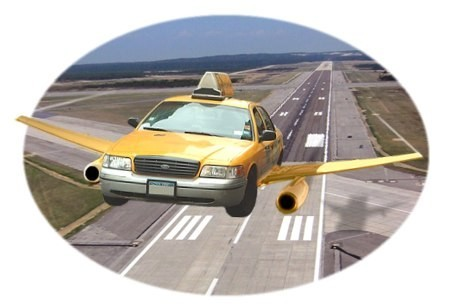 fly-taxi