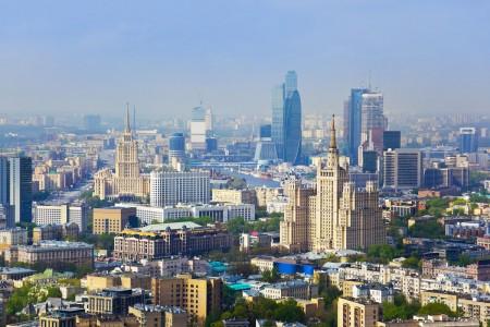 Небоскребы_Москвы