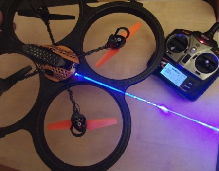 laser-drone