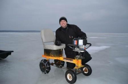 ice-auger-machine