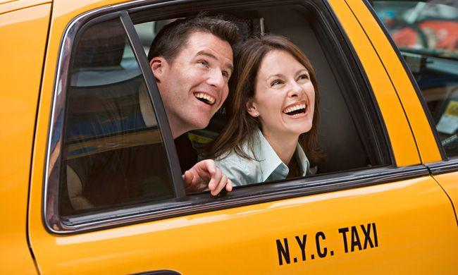 Такси за границей