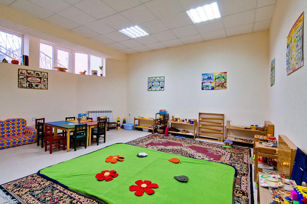 Центр развития ребенка.