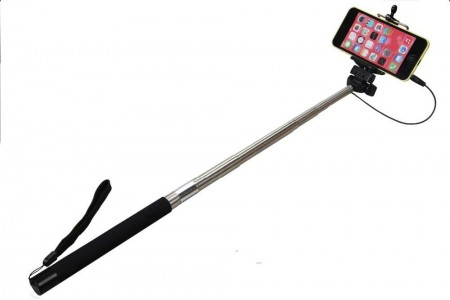 Monopod-selfie-with-wire