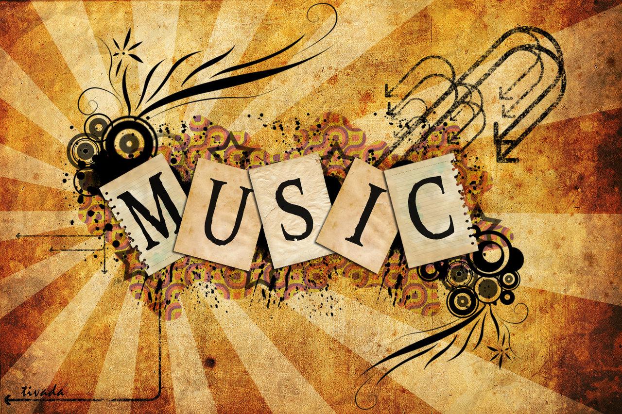 Картинки музыки с надписями