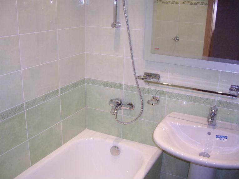 Бюджетная ванная комната своими руками