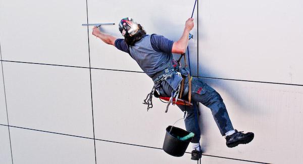 Аттестация на промышленного альпиниста