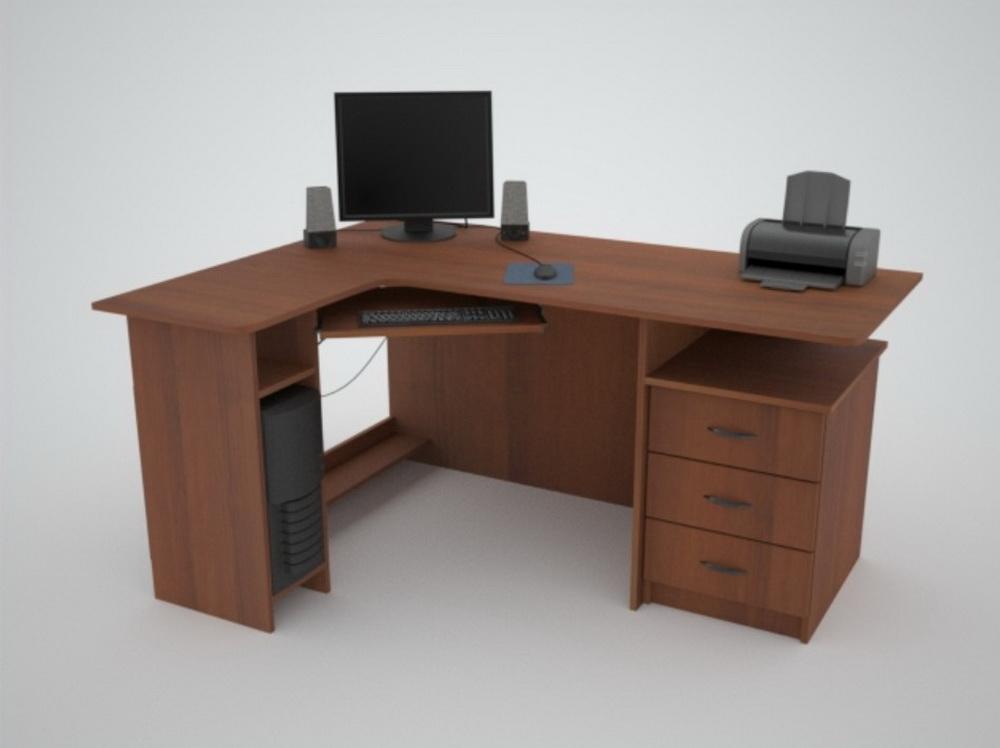 Купить Стол компьютерный угловой со склада. Цена, фото, условия доставки. Звоните