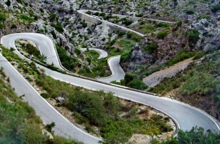 Sa Calobra, Majorca (Pic: Steve Johnson / Creative Commons)