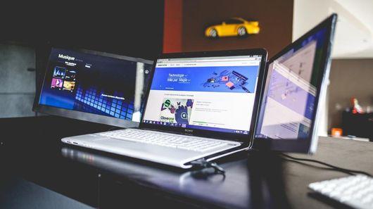 LGсделает тачскрины для ноутбуков на25% тоньше