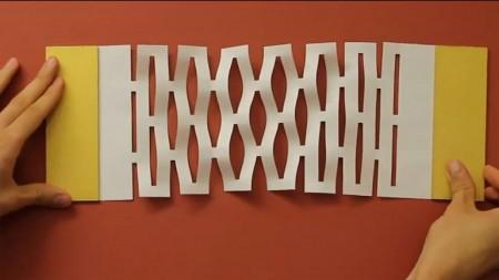 graphene-kirigami