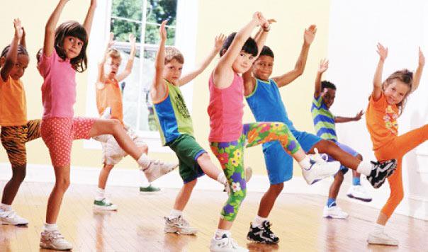 танцы картинка для детей