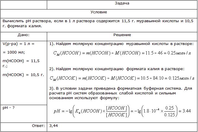Математические решения задач по химии бухгалтерия решение сквозной задачи