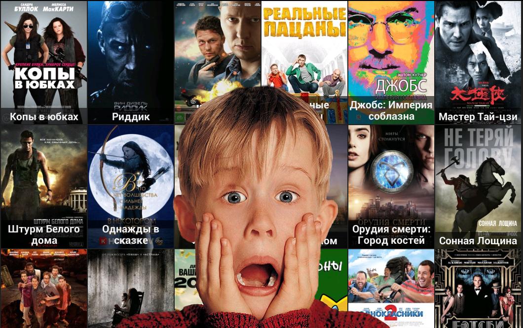 самые лучшие фильмы сайты