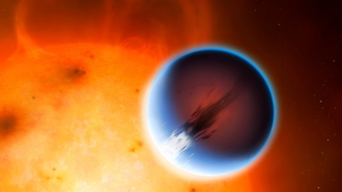 Получен первый метеорологический прогноз с экзопланеты