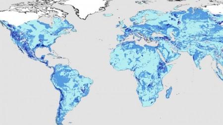Ученые опубликовали точный объем подземных вод