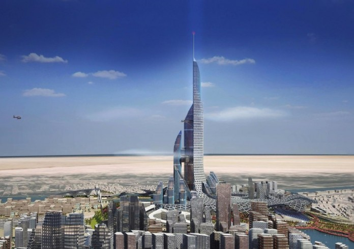 В Ираке построят небоскреб со своей инфраструктурой -