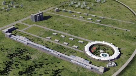 Китай готовится к строительству огромного коллайдера