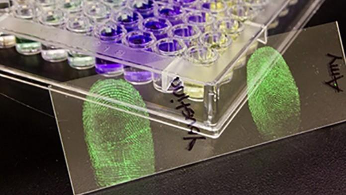 Ученые обнародовали инновационный метод дактилоскопии