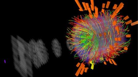 Large Hadron Collider побил новые рекорды