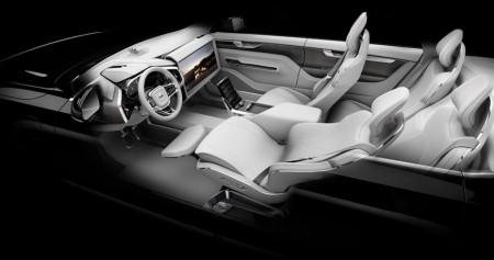 Volvo представил автономный Concept 26