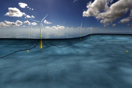 Statoil и Шотландия запустили масштабный проект морских ветряных станций