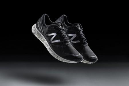 New balance выпустит новейшие кроссовки с помощью 3D печати