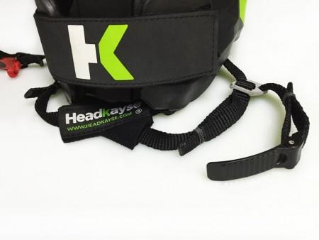 Складной шлем-лепешка - Headkayse