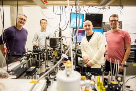 Первый замораживающий лазер поспособствует биологическим исследованиям