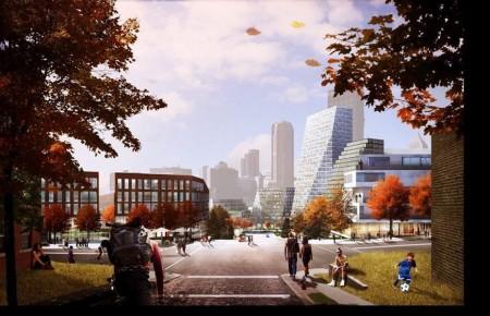 """""""Зеленый район"""" будет построен в Питсбурге"""